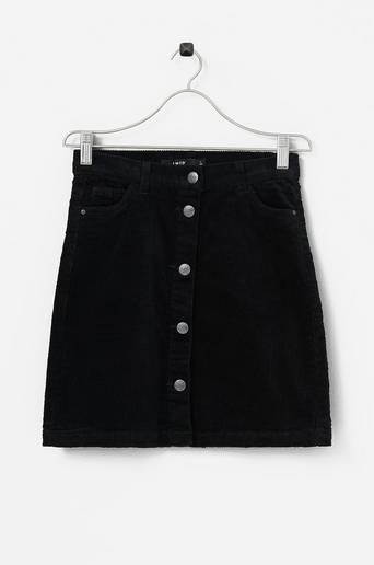 Vakosamettihame nlfBanicka Cord Short Skirt
