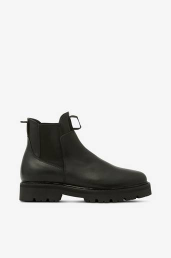 Chelsea-nilkkurit Flat Leather
