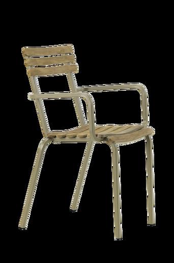 Käsinojallinen tuoli Laren, 4/pakk.