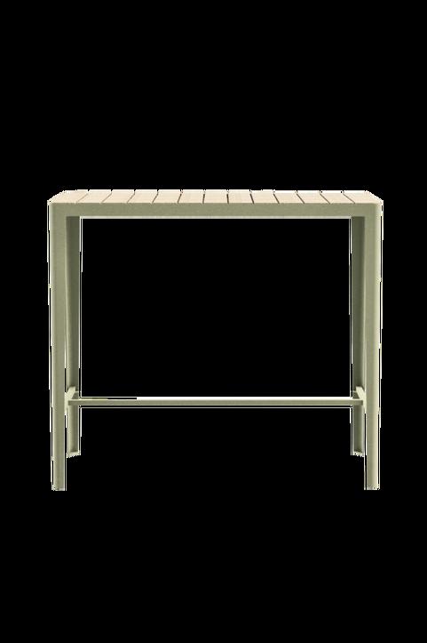 Bar bord Laren, 60 x 120 cm