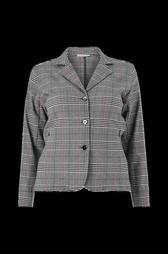 Studio Blazer/jakke i stretchkvalitet