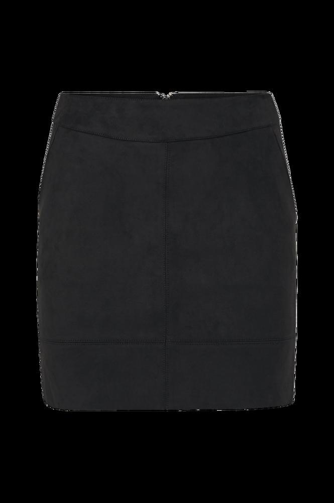 Only Nederdel onlJulie Faux Suede Bonded Skirt