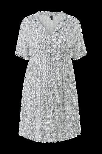 Mekko vmChristas S/S ABK Dress Curve
