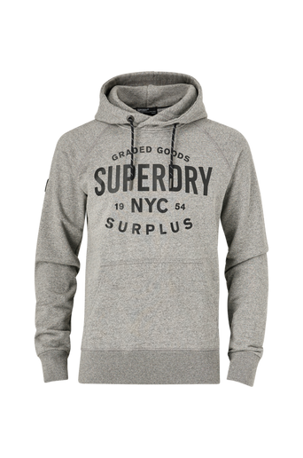 Huppari Surplus Goods Graphic Hood