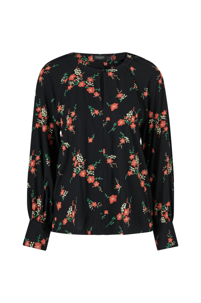 Soaked in Luxury Bluse SLKindra Blouse LS