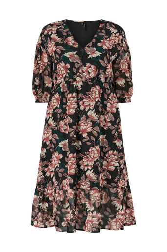 Mekko vmWilma 3/4 Calf Dress