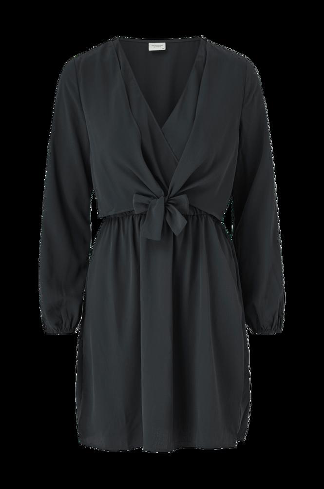 Jacqueline de Yong Kjole jdyPita L/S Tie Dress
