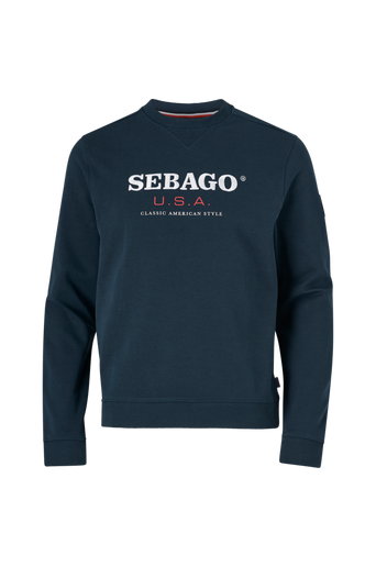 Collegepusero Port Sweat Crew Neck