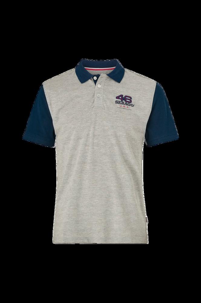 Sebago Poloshirt Classic Polo Pique