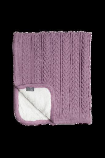 Torkkupeitto Cuddly Soft Pink