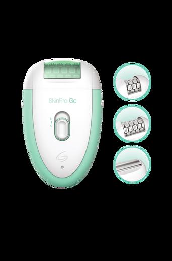 Epilaattori Skinpro Go II GE0130