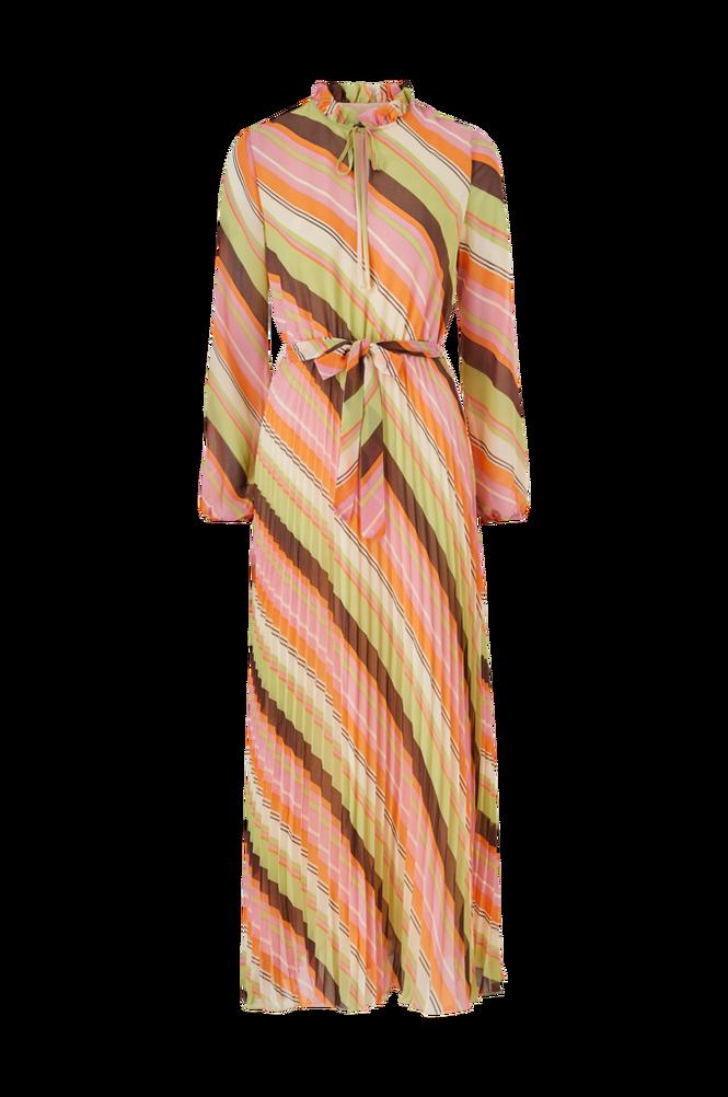Soaked in Luxury Maxikjole sxAnja Maxi Dress LS