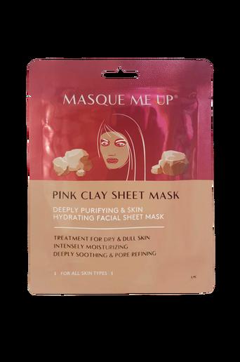Naamio Pink Clay Mask, 1 kpl