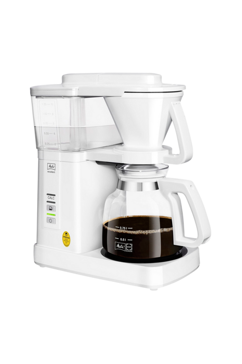 Kaffebryggare Excellent 5.0 Vit