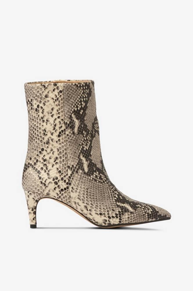 Henry Kole Boots Alison Snake