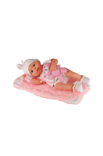 New born Girl Soft Doll 30 cm
