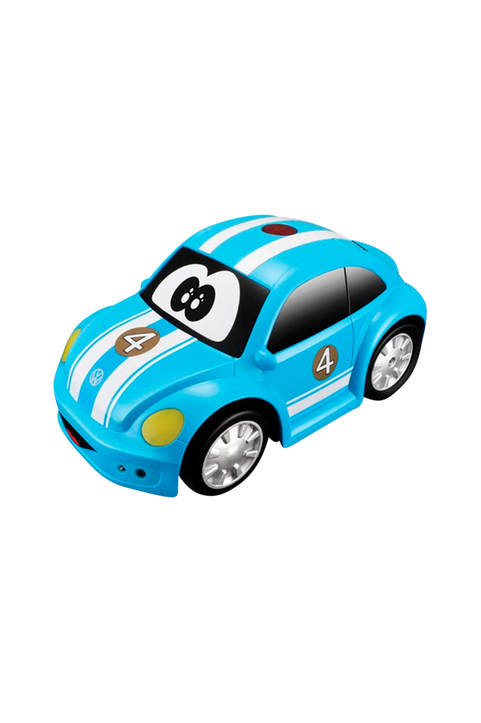 New Beetle Blue RC