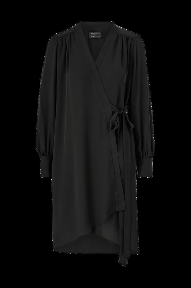 Selected Femme Slå om-kjole slfAlva LS Wrap Dress