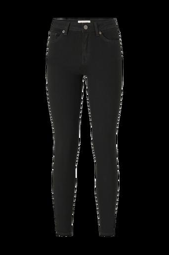 Farkut slfIda MW Skinny Black Jeans