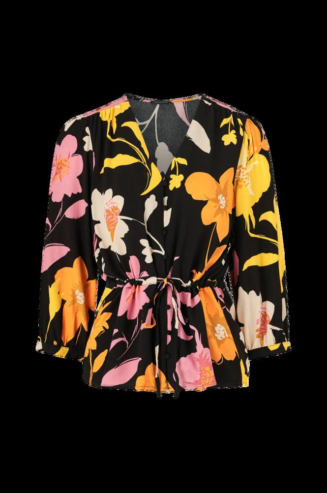 Selected Femme Bluse slfCadence-Mina 3/4 Aop Shirt
