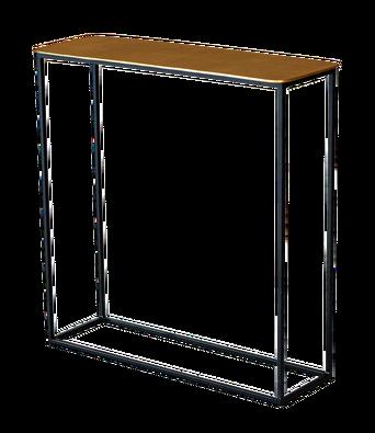 Konsolipöytä Erjia 80 cm x 27 cm korkeus 81 cm