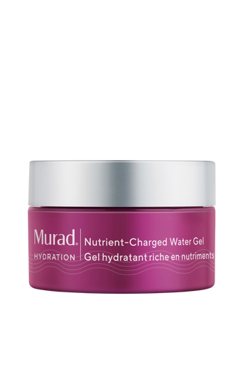 Hydration Nutrient-Charged Water Gel
