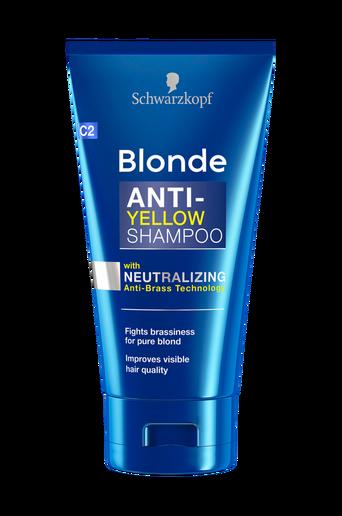 Blonde Anti-Yellow Shampoo
