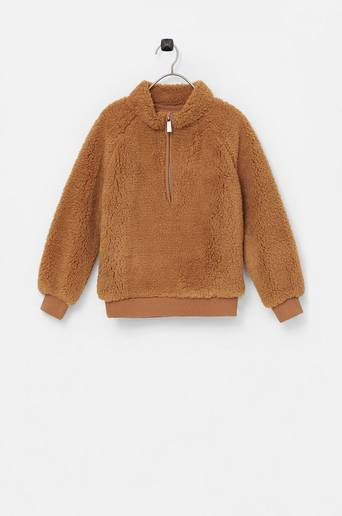 Collegepusero Mini Teddy Sweater