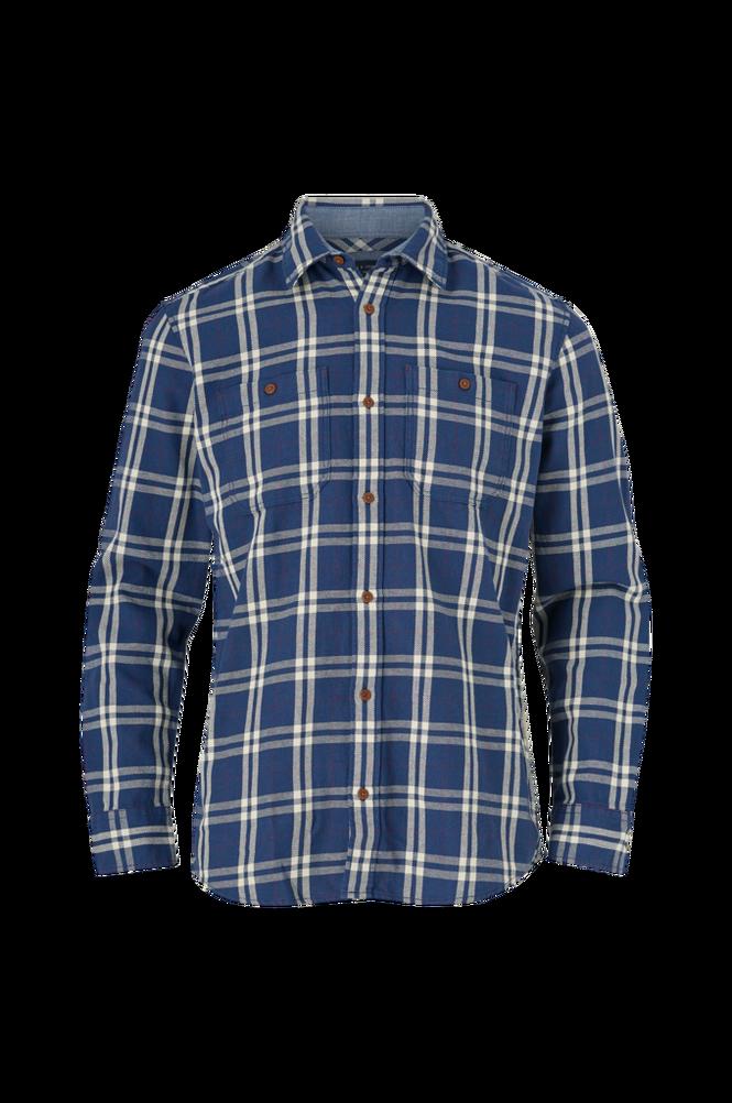 jack & jones Skjorte jprFelix Check Shirt L/S Worker