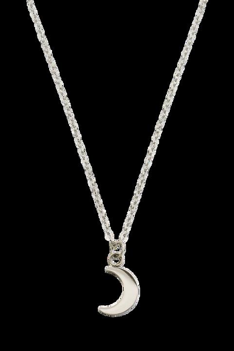 Halsband Bright Night Necklace Short Steel