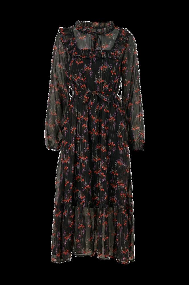 Object Kjole objKristine L/S Long Dress