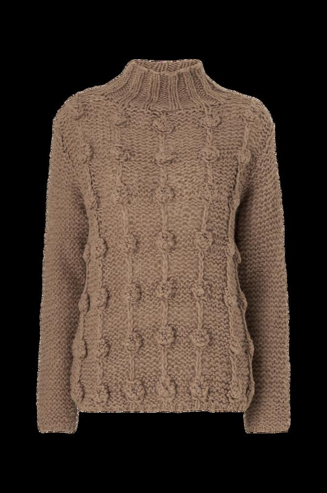 Object Trøje objAmina L/S Knit Pullover