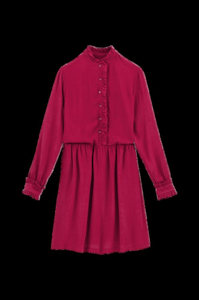 La Redoute A-formet kjole med langt ærme