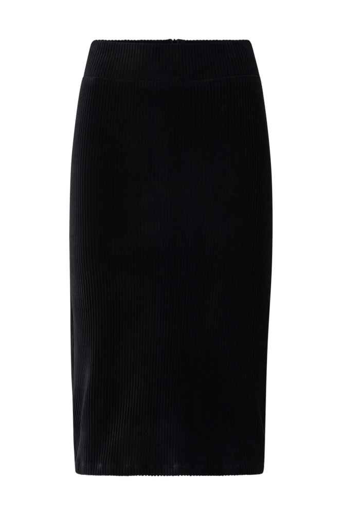 Object Fløjlsnederdel objViranti Skirt