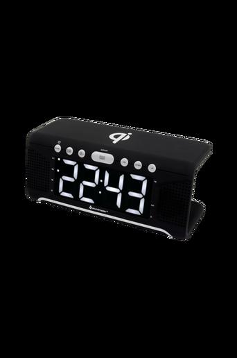 Kelloradio, jossa QI-lataus