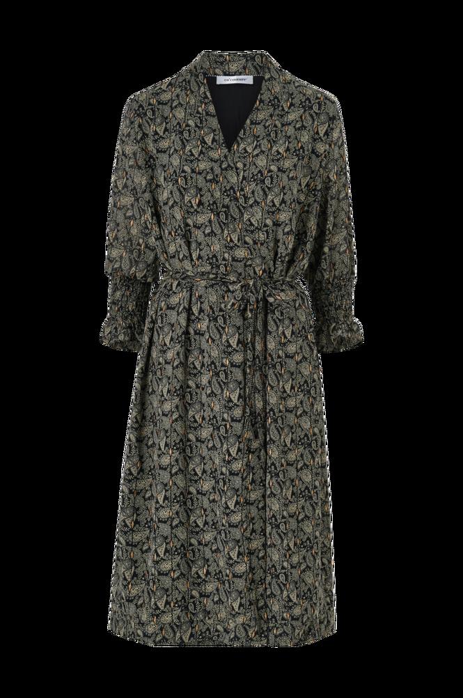 co'couture Slå om-kjole Manic Kimono