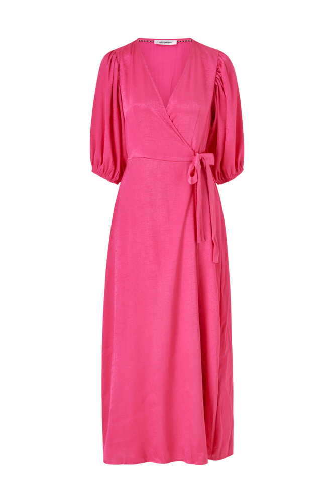 co'couture Maxikjole Gilmour Wrap Dress