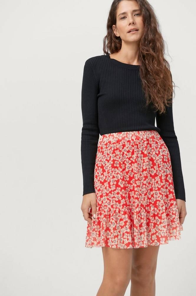 Soaked in Luxury Nederdel SLAldora Skirt
