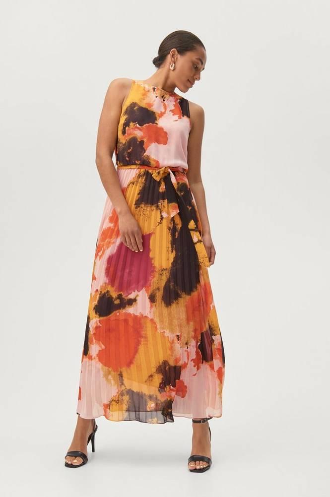 Soaked in Luxury Maxikjole SLMillia Maxi Dress