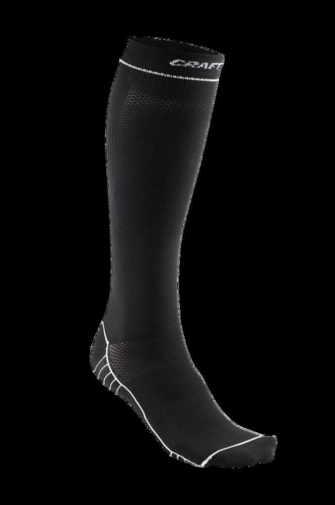 Se Craft Kompressionsstrømpe Compression Sock ved Ellos