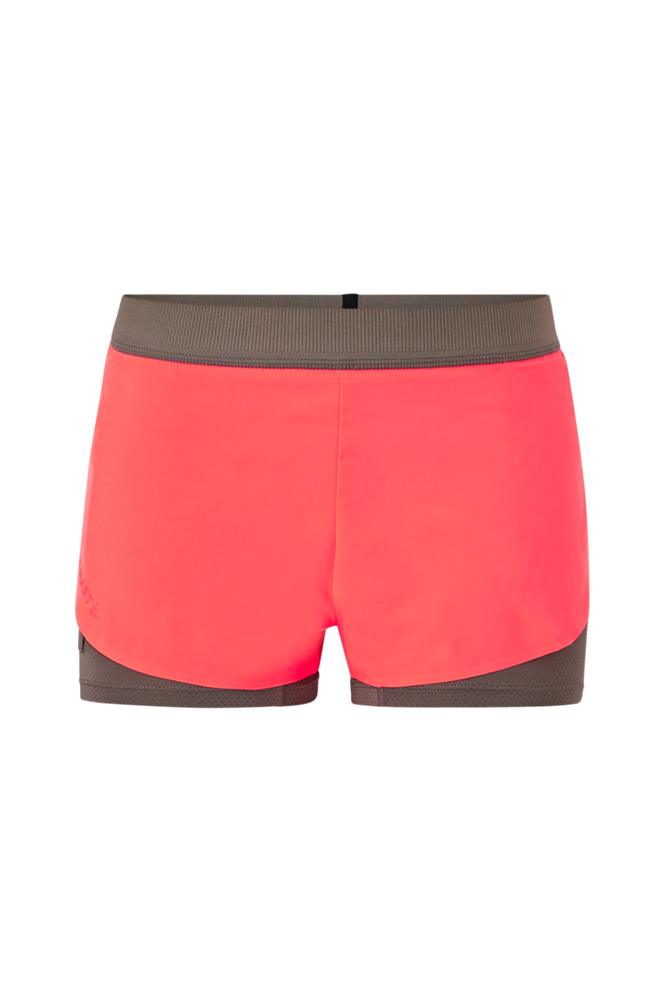 Craft Løbeshorts Vent 2 in 1 Racing Shorts W