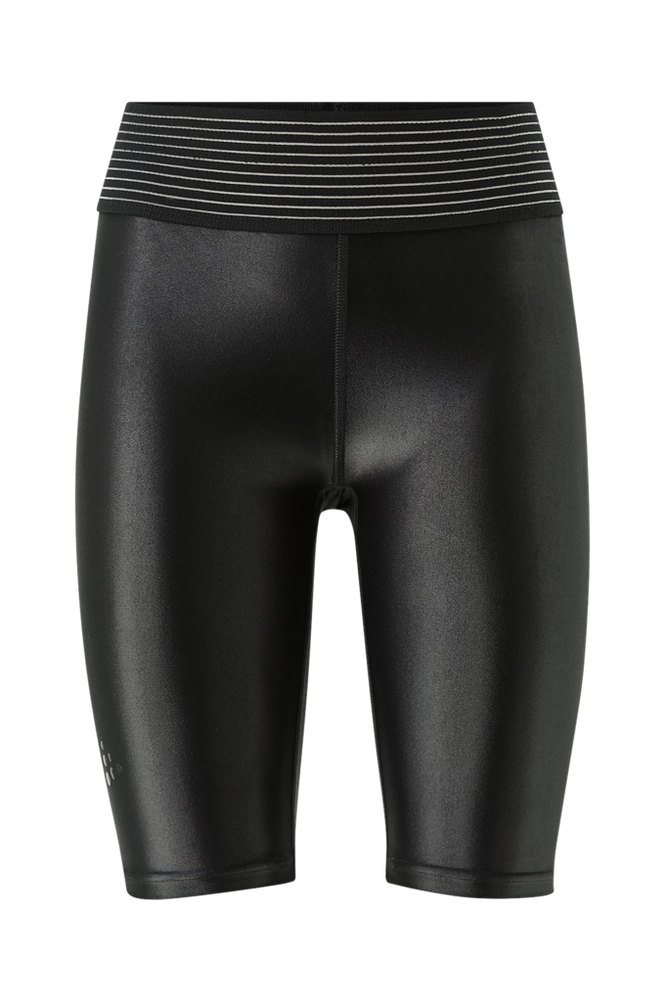 Craft Træningstights UNMTD Shiny Short Tights W