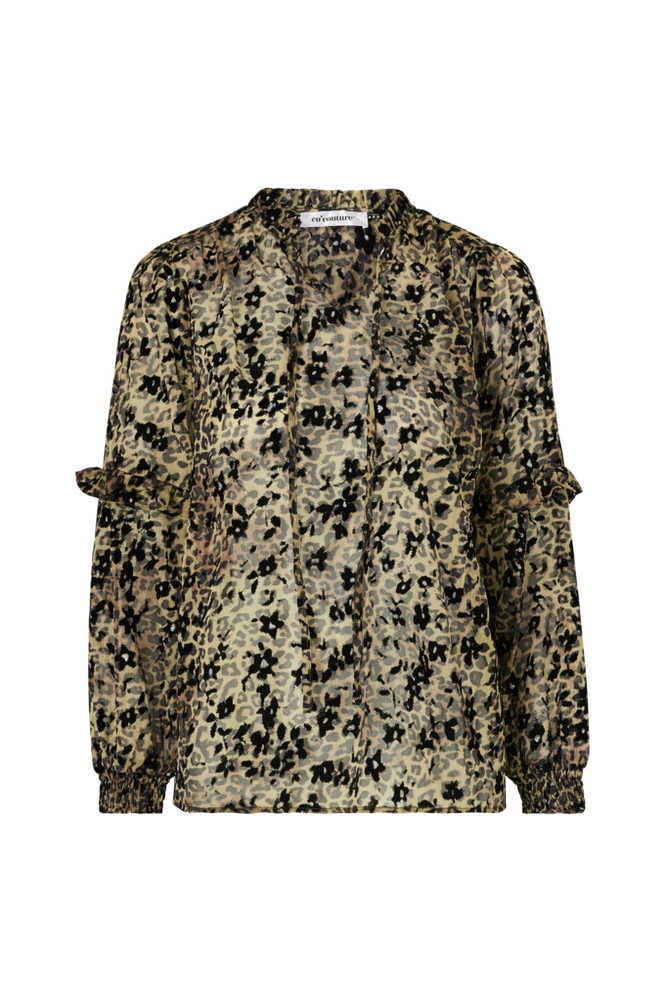 co'couture Bluse Gemma Frill Blouse