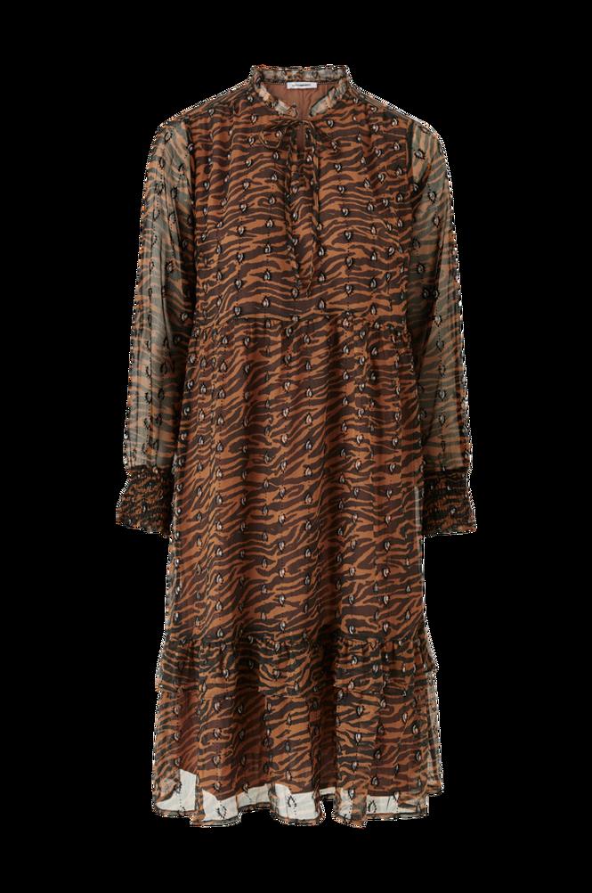 co'couture Kjole Fantasy Zebra Dress