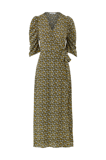 Maksimekko Alina Flower Wrap Dress