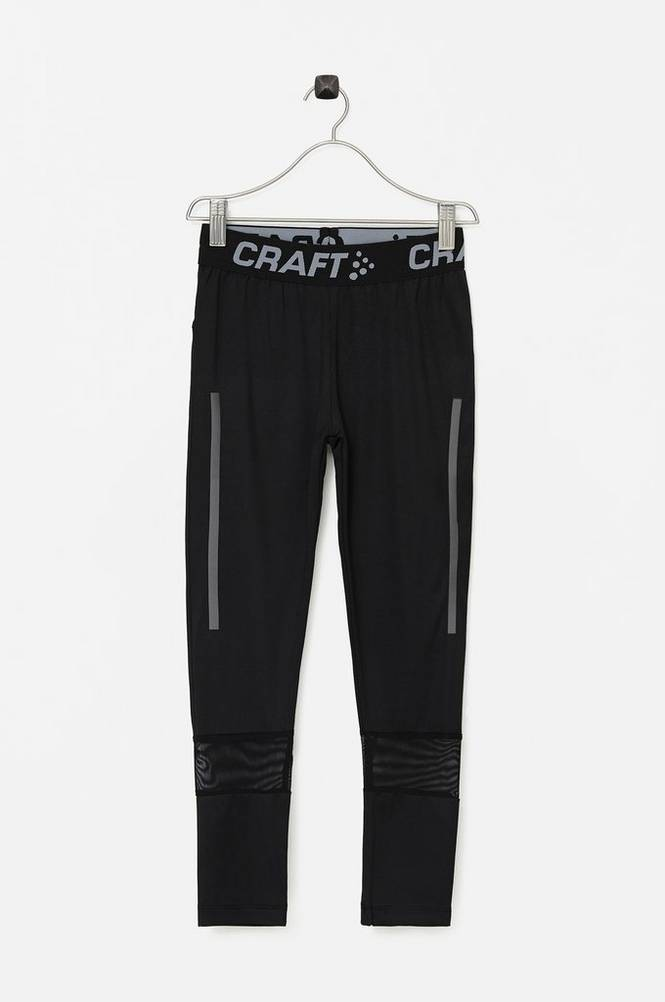 Craft Træningstights Focus Mesh Tights JR