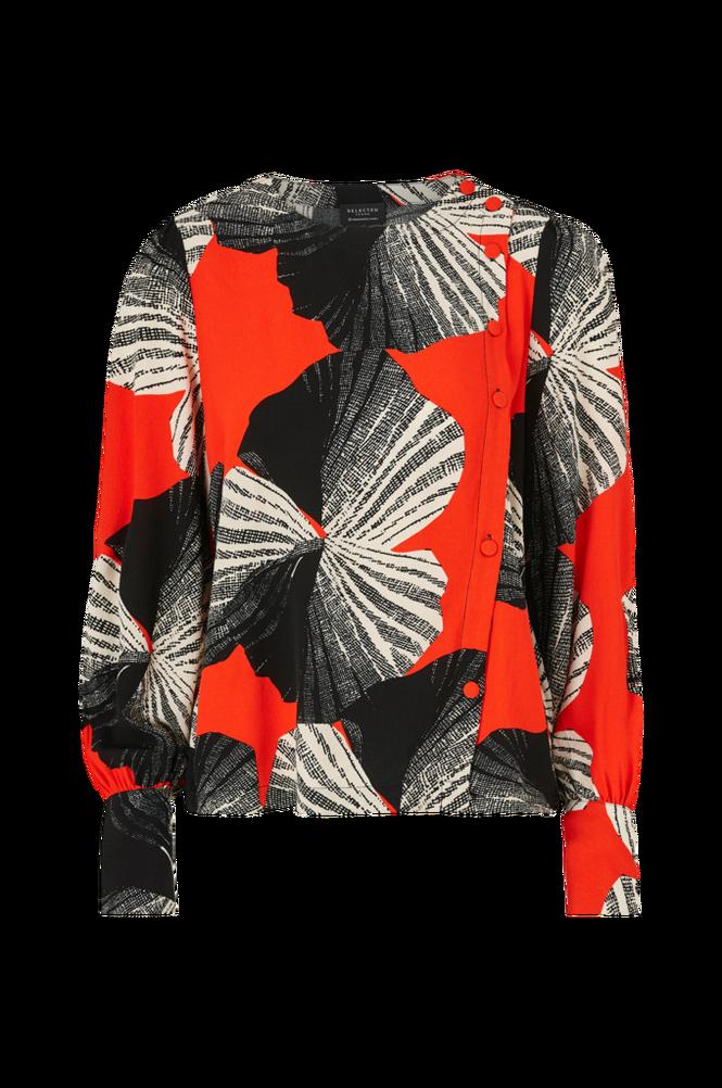 Selected Femme Bluse slfKairi LS Shirt