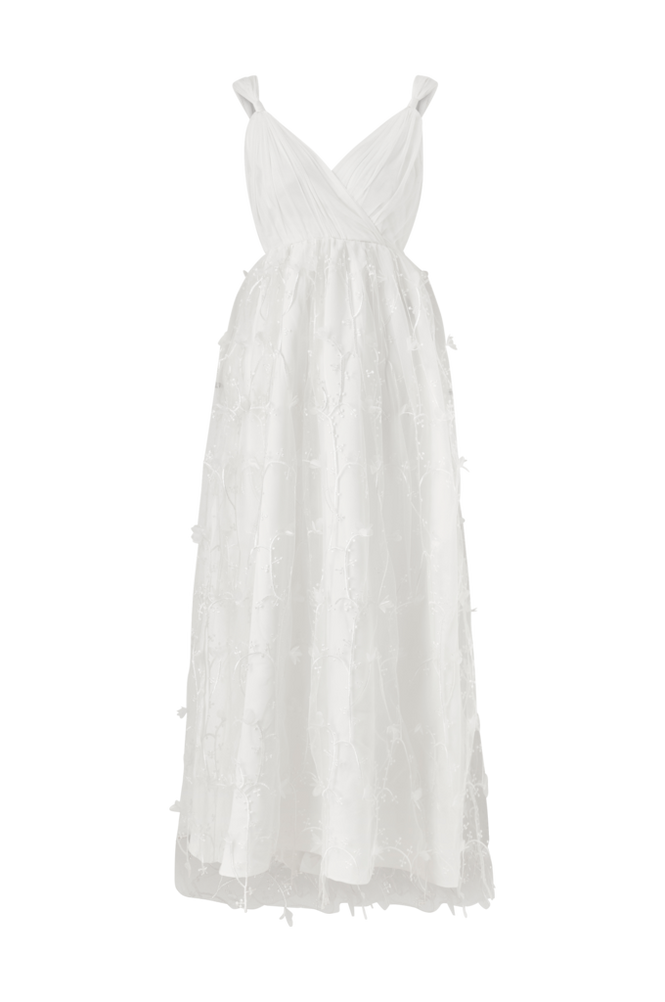 Y.A.S Maxikjole yasVictoria SL Maxi Dress