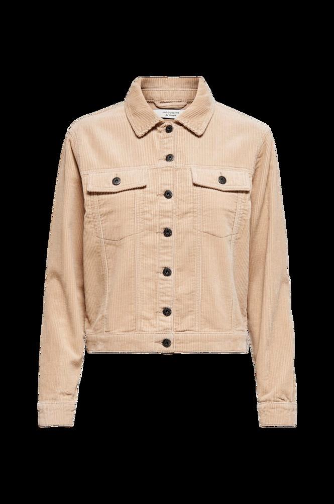 Jacqueline de Yong Fløjlsjakke jdyKiraz Corduroy Jacket Pnt