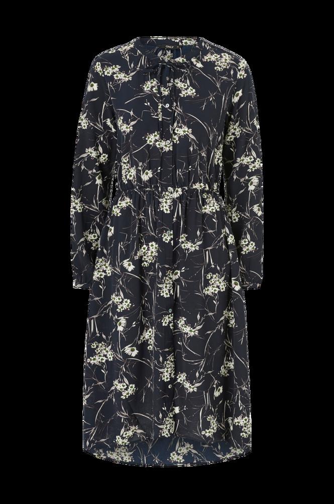 Only Kjole onlNova Lux Miranda Dress Aop Wvn